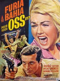 Furia à Bahia pour OSS 117 (1965)