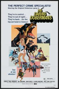 The Daring Dobermans (1973)