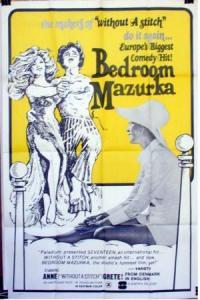 Mazurka på sengekanten (1970)