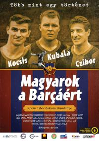 Magyarok a Barcáért (2014)