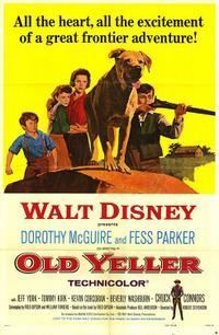 Old Yeller (1957)