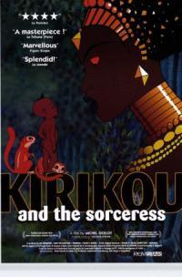 Kirikou et la sorciére (1998)
