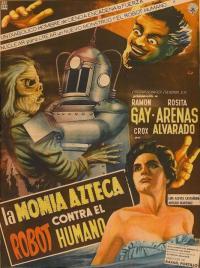 La momia azteca contra el robot humano (1958)
