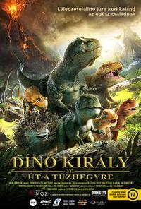 Dino King 3D: Journey to Fire Mountain (2018)