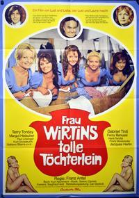 Frau Wirtins tolle Töchterlein (1973)
