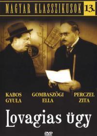 Lovagias ügy (1936)