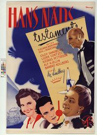 Hans nåds testamente (1940)