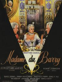 Madame du Barry (1954)