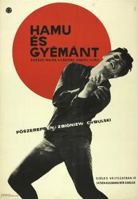 Popiol i diament (1958)