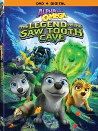 Alpha and Omega: The Legend of the Saw Toothed Cave (2014)