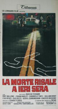 La morte risale a ieri sera (1970)