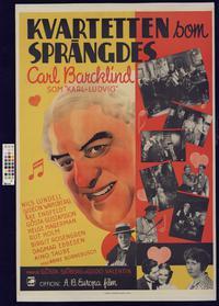 Kvartetten som sprängdes (1936)