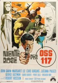 Niente rose per OSS 117 (1968)