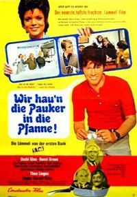 Wir haun die Pauker in die Pfanne - Die Lümmel von der ersten Bank, V. Teil (1970)