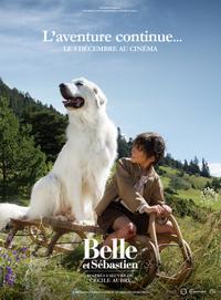 Belle et Sébastien, l'aventure continue (2015)