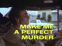 Columbo: Make Me a Perfect Murder (1978)