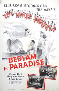 Bedlam in Paradise (1955)