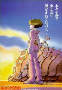 Kaze no tani no Naushika (1984)