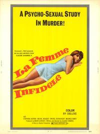 La femme infidèle (1969)
