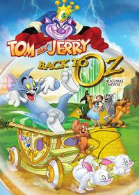Tom and Jerry: Back to Oz (2016)