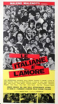 Le italiane e l'amore (1961)
