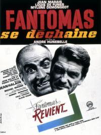Fantômas se déchaîne (1965)