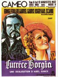 Lucrèce Borgia (1935)