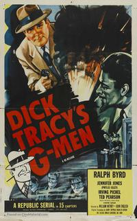 Dick Tracy's G-Men (1939)