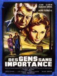 Des gens sans importance (1955)
