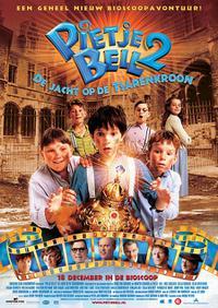 Pietje Bell II: De jacht op de tsarenkroon (2003)