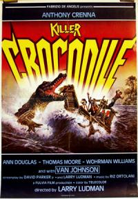 Killer Crocodile (1989)