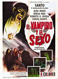 Santo en El tesoro de Drácula (1969)