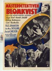 Mästerdetektiven Blomkvist (1947)