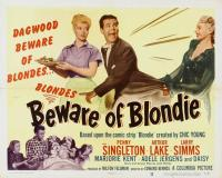 Beware of Blondie (1950)