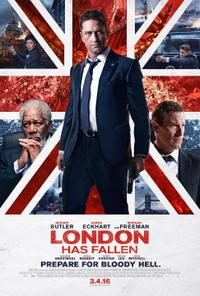 London Has Fallen (2016)