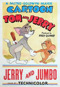 Jerry and Jumbo (1953)