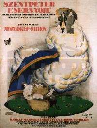 Szent Péter esernyője (1917)