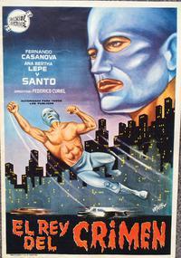 Santo contra el rey del crimen (1962)