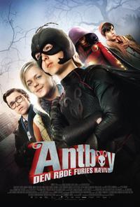 Antboy: Den Røde Furies hævn (2014)