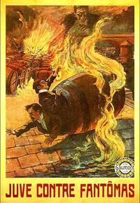 Juve contre Fantômas (1913)