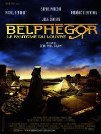 Belphégor - Le fantôme du Louvre (2001)
