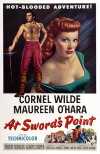 At Sword's Point (1952)