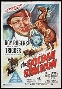 The Golden Stallion (1949)
