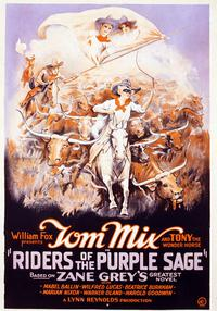 Riders of the Purple Sage (1925)
