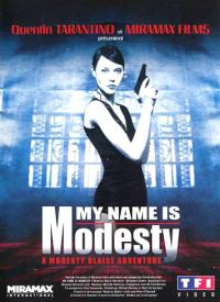 My Name Is Modesty: A Modesty Blaise Adventure (2003)