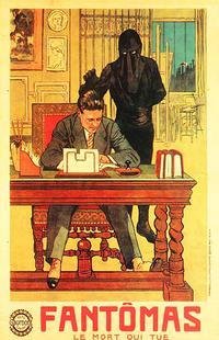Le mort qui tue (1913)