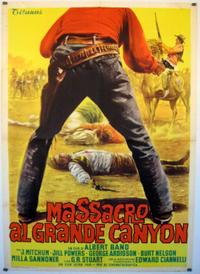 Massacro al Grande Canyon (1964)