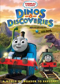 Thomas & Friends: Dinos and Discoveries (2015)