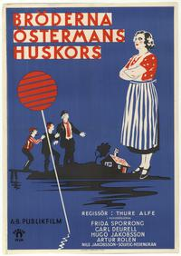 Bröderna Östermans huskors (1932)