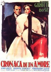 Cronaca di un amore (1950)